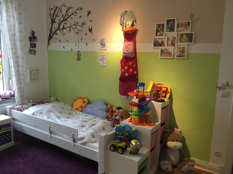 Farbwechsel im Kinderzimmer | chaoskekse